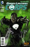 Green Lantern Corps Vol 3 #35 Cover B Variant Mikel Janin Monsters Cover (Godhead Act 1 Part 3)