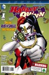 Harley Quinn Vol 2 Annual #1 Cover A Regular Amanda Conner Cover International Edition With Polybag