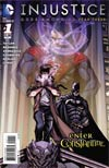 Injustice Gods Among Us Year Three #1