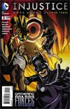 Injustice Gods Among Us Year Three #2
