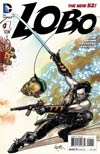 Lobo Vol 3 #1 Cover A Regular Aaron Kuder Cover