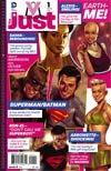 Multiversity The Just #1 Cover A Regular Ben Oliver Cover