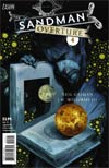 Sandman Overture #4 Cover B Regular Dave McKean Cover