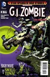 Star-Spangled War Stories Featuring GI Zombie #3 Cover A Regular Darwyn Cooke Cover