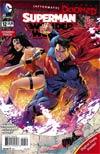 Superman Wonder Woman #12 Cover A Regular Tony S Daniel Cover (Superman Doomed Aftermath)