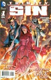 Trinity Of Sin #1 Cover A Regular Guillem March Cover