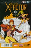 All-New X-Factor #15 (AXIS Tie-In)