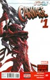 AXIS Carnage #1 Cover A Regular Alexander Lozano Cover