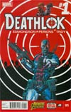 Deathlok Vol 5 #1 Cover A Regular Mike Perkins Cover