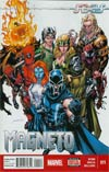 Magneto Vol 3 #11 (AXIS Tie-In)