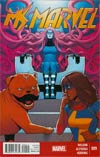 Ms Marvel Vol 3 #9 Cover A Regular Jamie McKelvie Cover