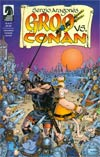 Groo vs Conan #4