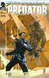 Predator Fire And Stone #1 Cover B Variant Alex Maleev Cover