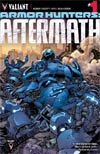 Armor Hunters Aftermath #1 Cover A Regular Diego Bernard Cover