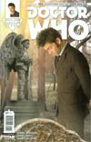 Doctor Who 10th Doctor #7 Cover B Variant Photo Subscription Cover