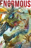 Enormous #5 Cover A Mehdi Cheggour