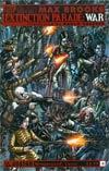 Extinction Parade War #4 Cover B Wraparound Cover