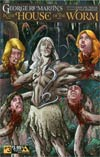 George RR Martin In The House Of The Worm #3 Cover B Wraparound Cover