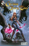 Grimm Fairy Tales #103 Cover B Pasquale Qualano (Age Of Darkness Tie-In)