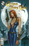 Grimm Fairy Tales #103 Cover C Jason Metcalf (Age Of Darkness Tie-In)