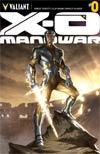 X-O Manowar Vol 3 #0 Cover A Regular Jelena Kevic-Djurdjevic Cover