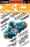 X-O Manowar Vol 3 #1 Cover L One Dollar Debut Edition New Printing