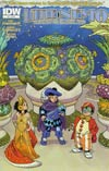 Little Nemo Return To Slumberland #2 Cover A Regular Gabriel Rodriguez Cover