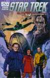 Star Trek (IDW) #38 Cover A Regular Tony Shasteen Cover