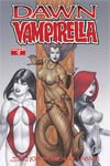 Dawn Vampirella #2 Cover A Regular Joseph Michael Linsner Cover