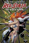 Red Sonja Black Tower #2 Cover A Regular Amanda Conner Cover