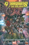 Guardians Of The Galaxy Vol 3 Guardians Disassembled HC