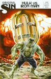 Original Sin Hulk vs Iron Man TP