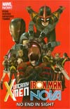 Uncanny X-Men Iron Man Nova No End In Sight TP