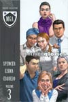 Morning Glories Deluxe Collection Vol 3 HC