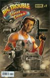 Big Trouble In Little China #1 Cover F 2nd Ptg Eric Powell Variant Cover