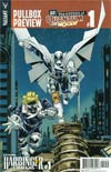 Valiant First Pullbox Preview - Q2 Return Of Quantum & Woody #1 - FREE - Limit 1 Per Customer