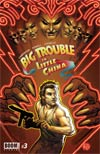 Big Trouble In Little China #3 Cover A Regular Eric Powell Cover