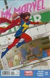Ms Marvel Vol 3 #4 Cover B 2nd Ptg Jamie McKelvie Variant Cover