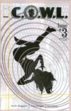 C.O.W.L. #3 Cover B 2nd Ptg Trevor McCarthy Variant Cover