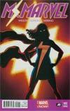 Ms Marvel Vol 3 #2 Cover E 4th Ptg Jamie McKelvie Variant Cover