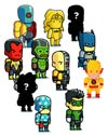 Scribblenauts Unmasked Mini Figure Series 3 Blind Mystery Box