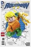 Aquaman Vol 5 #36 Cover B Variant DC Lego Cover