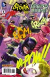 Batman 66 Meets Green Hornet #6