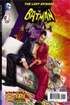 Batman 66 The Lost Episode #1 Cover A Regular Alex Ross Cover