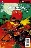 Batman And Robin Vol 2 #36 Cover A Regular Patrick Gleason Cover (Robin Rises Tie-In)