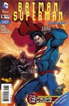 Batman Superman #16 Cover C Combo Pack With Polybag