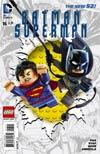 Batman Superman #16 Cover B Variant DC Lego Cover
