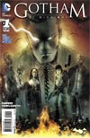 Gotham By Midnight #1 Cover A Regular Ben Templesmith Cover