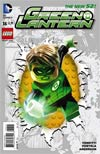 Green Lantern Vol 5 #36 Cover B Variant Lego Cover (Godhead Act 2 Part 1)