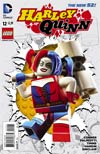 Harley Quinn Vol 2 #12 Cover B Variant DC Lego Cover